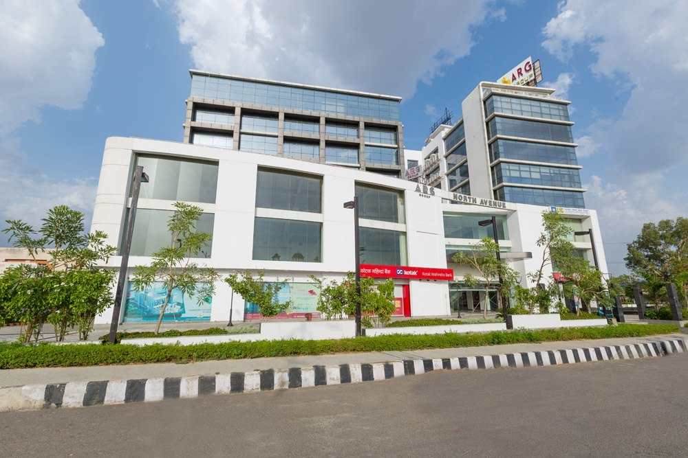 Front Elevation In Jaipur : Commercial property in jaipur for sale north avenue