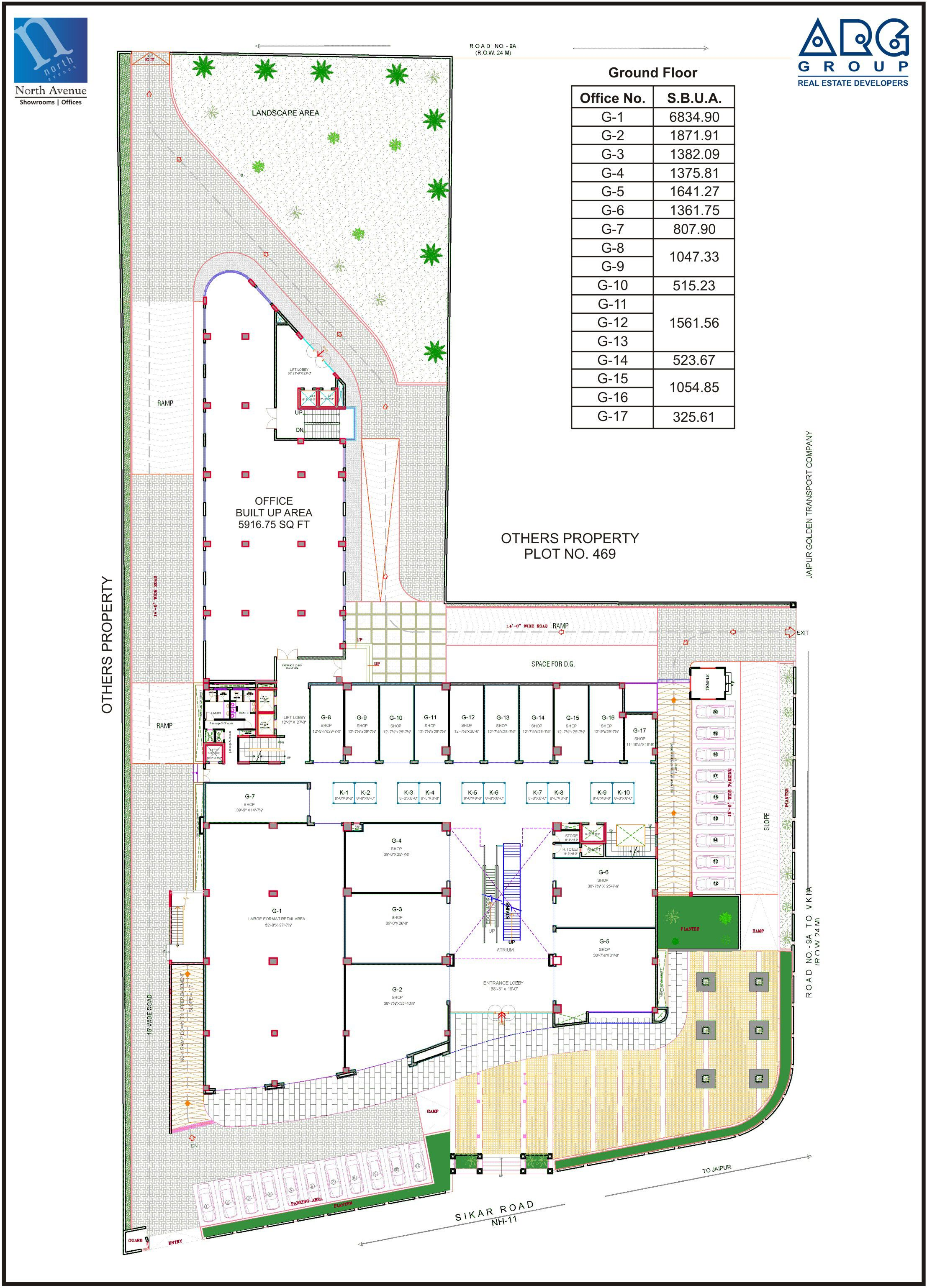 Commercial Property In Jaipur For Sale North Avenue